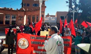 Solicitantes de vivienda en Fresnillo acudirán a delegación del Bienestar