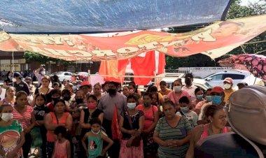 Antorchistas de Colima recurren a gobernadora electa por rezago social