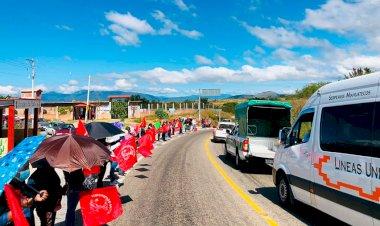 Más de tres años de indiferencia gubernamental en Oaxaca